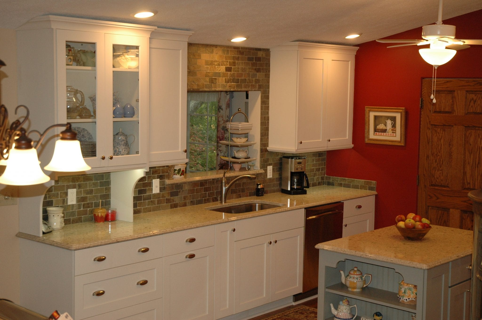 michigan kitchen & bath remodeling | visit our showroom | mcdaniels