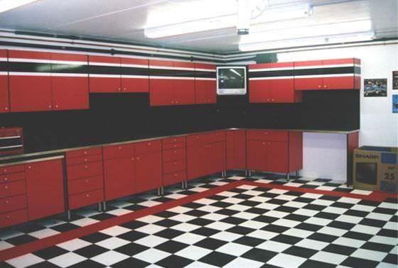 Vinyl Tile Floors