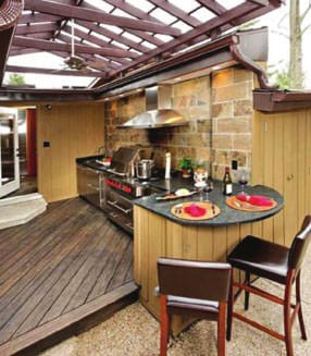 Outdoor Kitchen Design & Installation - new 2021
