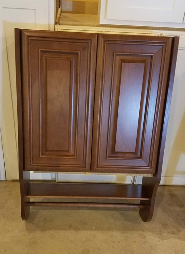 Maple Tank Topper Cabinet For Sale 2019