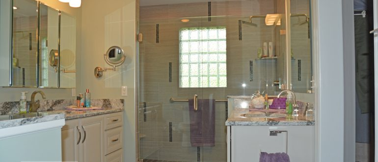 Shower Doors For Every Bathroom Design Mcdaniels Kitchen And Bath