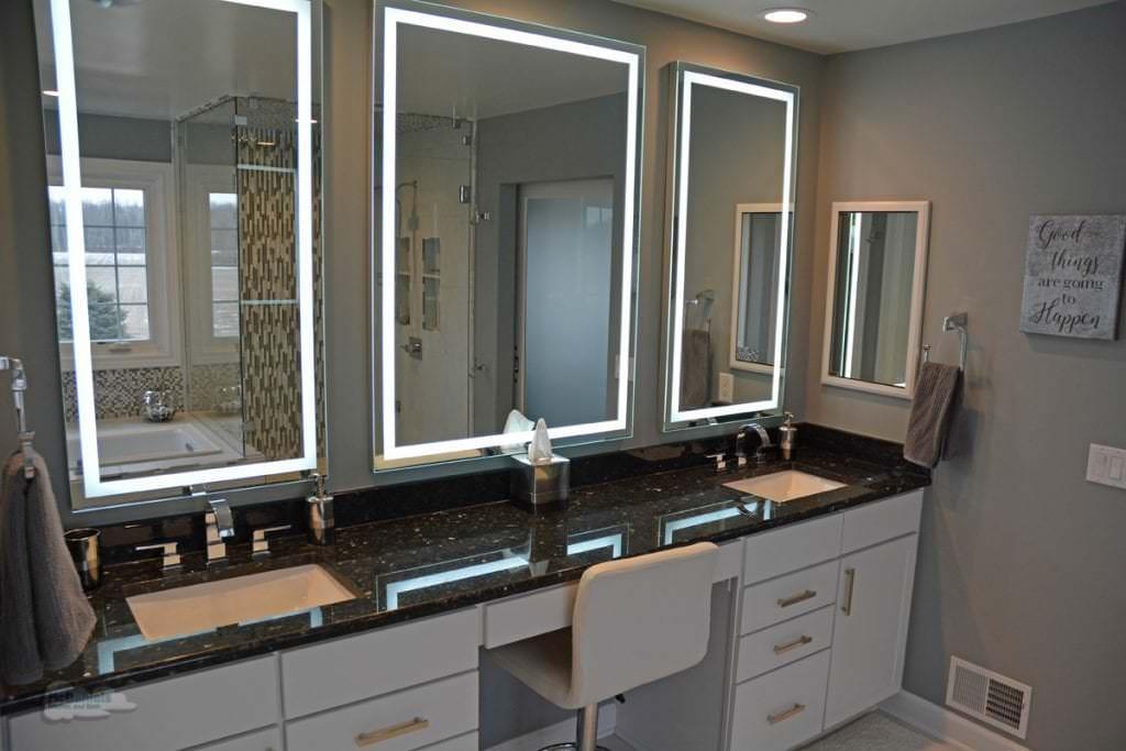 Contemporary sink designs