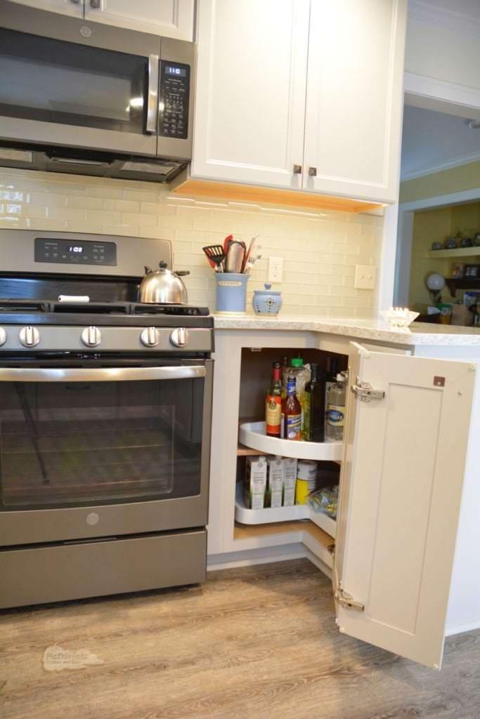 custom cabinet storage