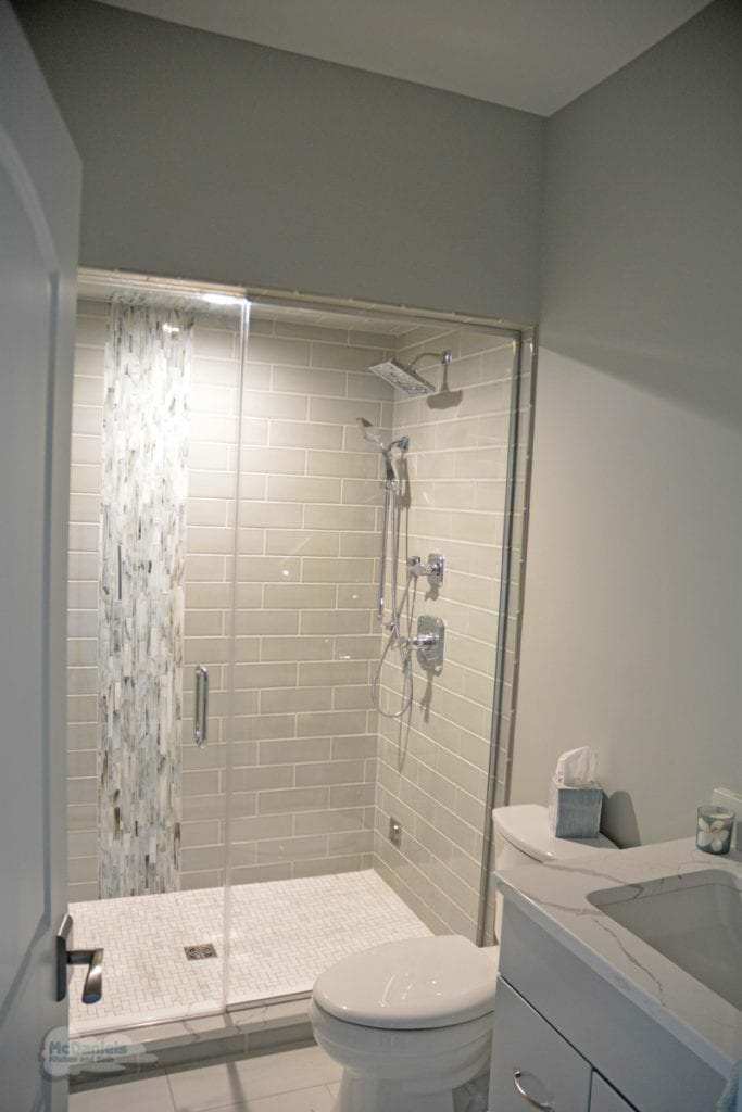 contemporary bath design