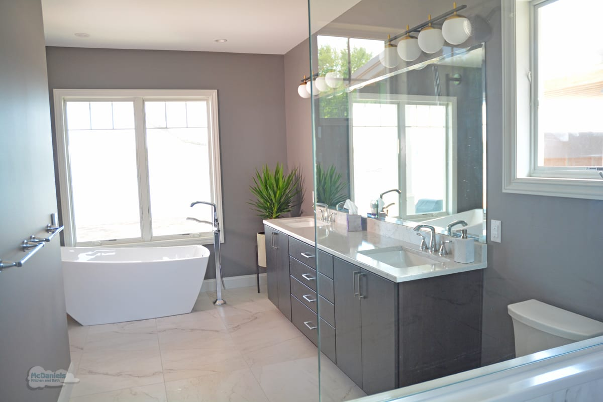 The Cost of a Bathroom Remodel - McDaniels Kitchen and Bath