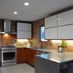 compact kitchen design