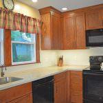 Mission style kitchen design