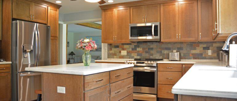 Kitchen Design 101 L Shaped Vs U Shaped Layouts Mcdaniels Kitchen And Bath