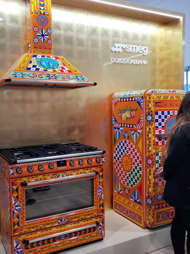 bold colored appliances