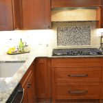 kitchen design with large sink