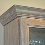 cabinet with crown molding