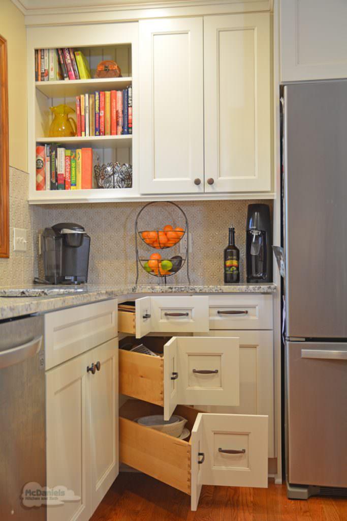 kitchen cabinet corner storage