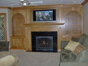 Design Gallery For Fireplace Surrounds Home Remodeling